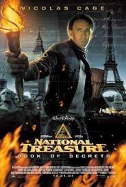 national treasure 2 poster