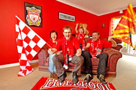 liverpool fc bedroom