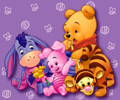 baby pooh and friend