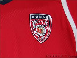 norwegian soccer jersey
