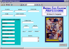baseball software