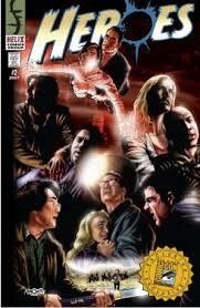 hero comic book