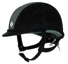 charles owen riding helmet