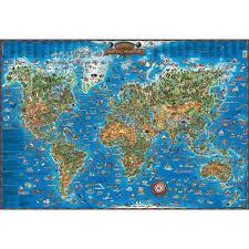 maps 4 kids