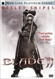 blade 2 dvd