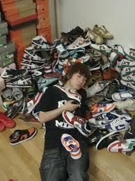 nike dunks sneaker