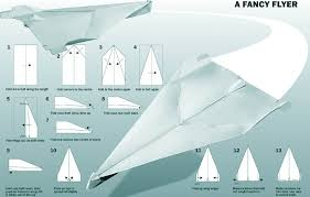 how to make paper planes that fly far