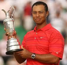 Tiger Woods Trophy