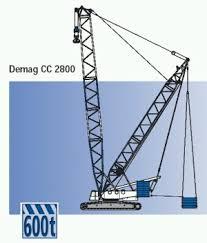 crane models