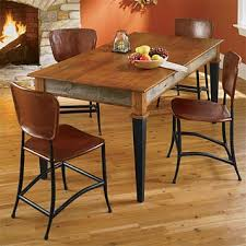 barn board tables