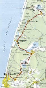 hossegor map