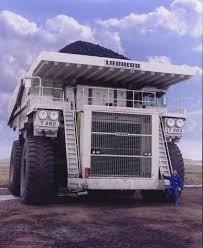 coal mine trucks