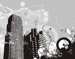 background buildings