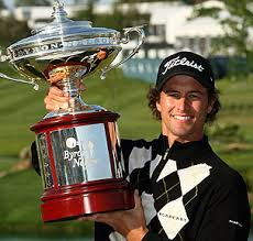 Aussie Adam Scott has won for