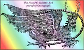 monster bird