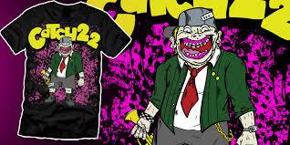 catch 22 shirt