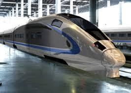 agv high speed train