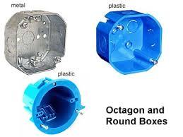 electrical box sizes
