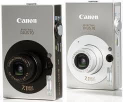 canon 7 megapixels
