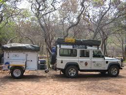 land rover trailer
