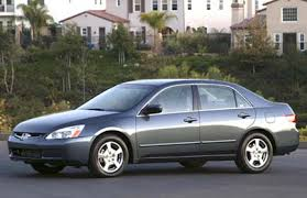 honda 2005 accord
