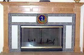 fireplace ceramic tiles