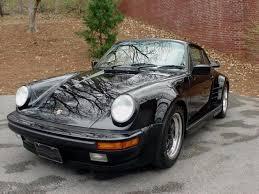 porsche 911 turbo 1988