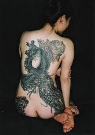 japanese tattoo artwork