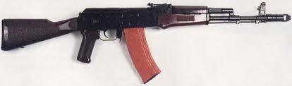 Liste des répliques - Partie III, les fusils d'assaut [En cours] MPi-K-AK-4