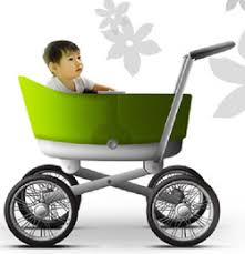 designer baby stroller