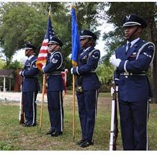 air force honor guard uniforms