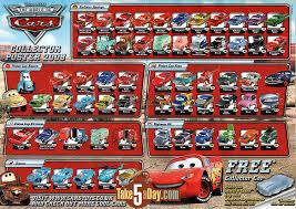pixar cars poster