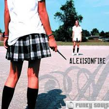 alex is on fire