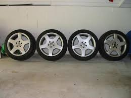 amg mercedes wheels