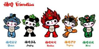 animated chinese people
