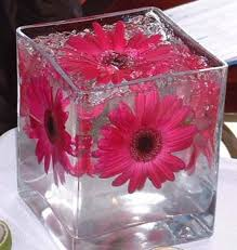 gerbera flower arrangement