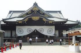 Đền Yasukuni  Và Nước Nhật