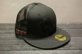 new era mesh cap