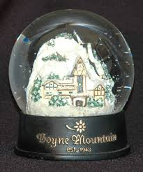 globes snow