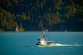 fishing boats in alaska