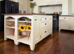 Kitchen design: free-standing and unfitted cabinets