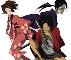 animation samurai