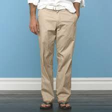 casual khakis