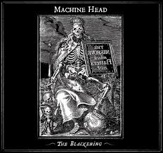 machine head blackening