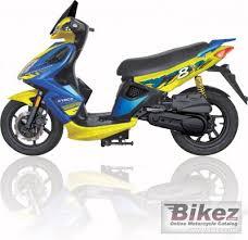 2007 Kymco Super 8