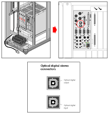optical audio connectors