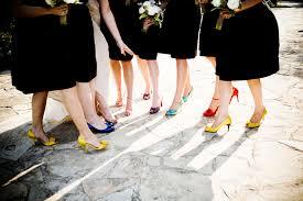 bridesmades shoes