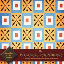 egyptian prints
