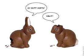 chocolate easter bunny jokes