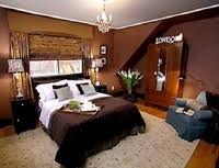 brown bedrooms